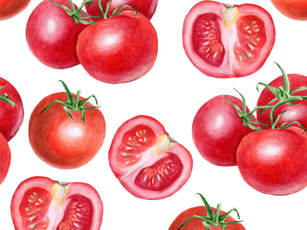 Get better skin with tomatoes