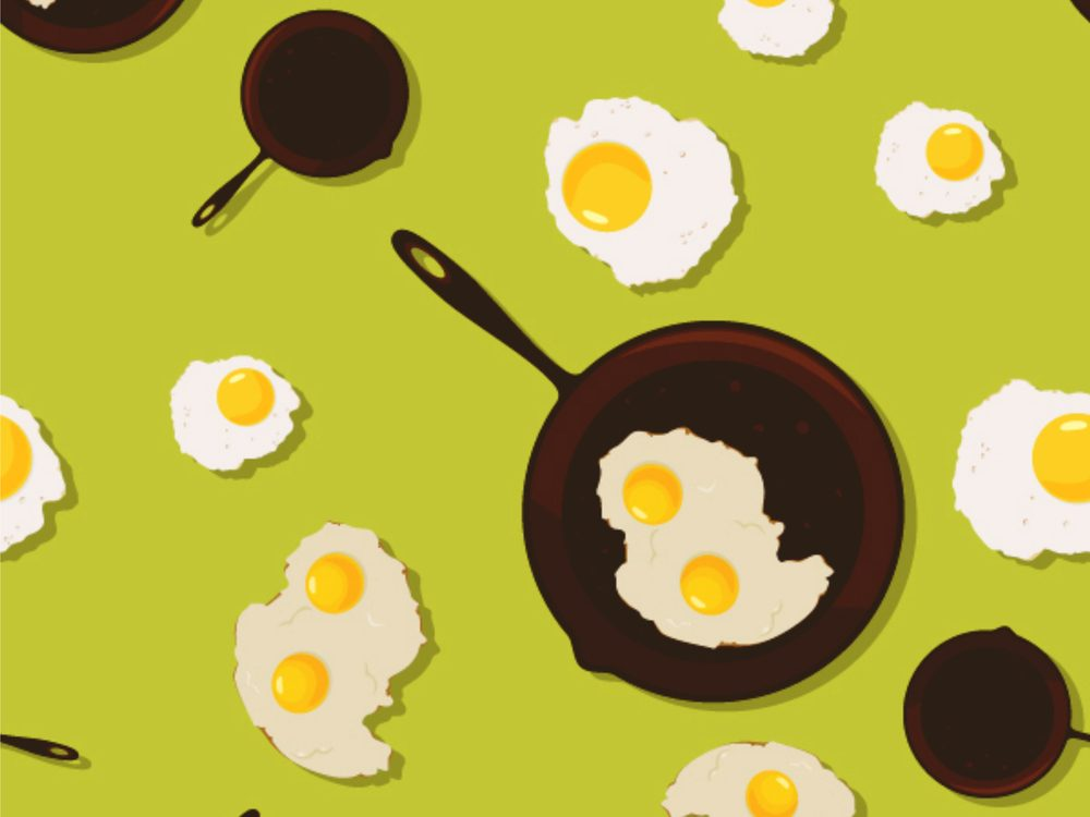 Crack open some eggs for beautiful skin