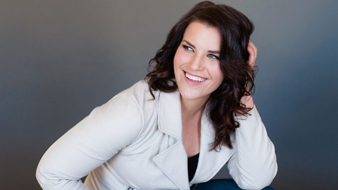 Life After The Biggest Loser, Danni Allen in a casual headshot