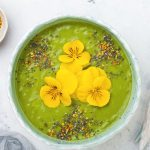 bee pollen smoothie bowl