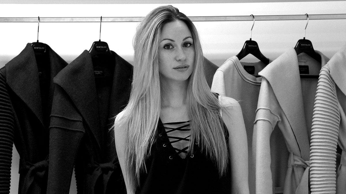Canadian style Bojana Sentaler