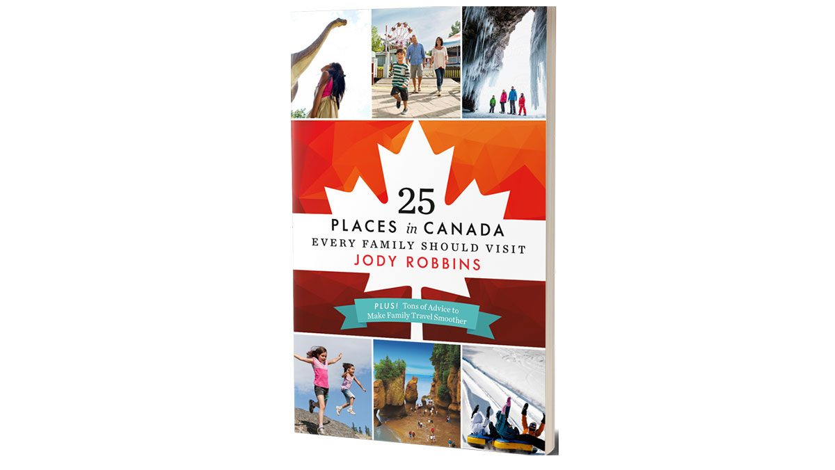 Canadiana 25 Places to visit, a book and guide for all that Canada has to offer for travel