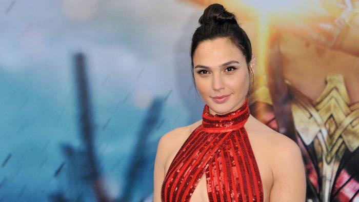 Gal Gado Instagram, Gal Gadot at the Wonder Woman premier