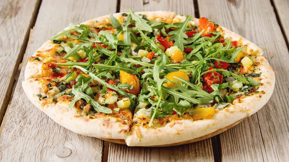 garden planning, pizza ingredients from your garden