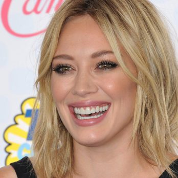 Hilary Duff Isn't Shy About Taking Care of Her Digestive Health