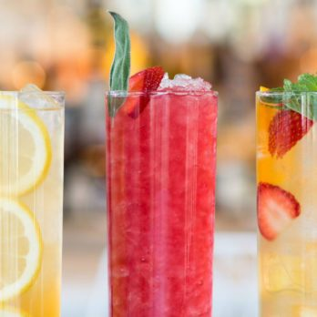 Iced Tea Cocktails – With Mocktail Options