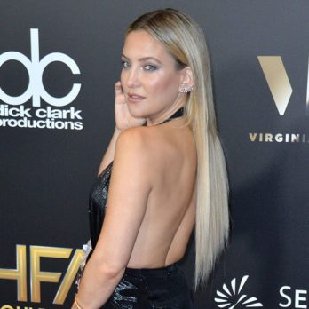Kate Hudson's Worst Kept Fitness Secret