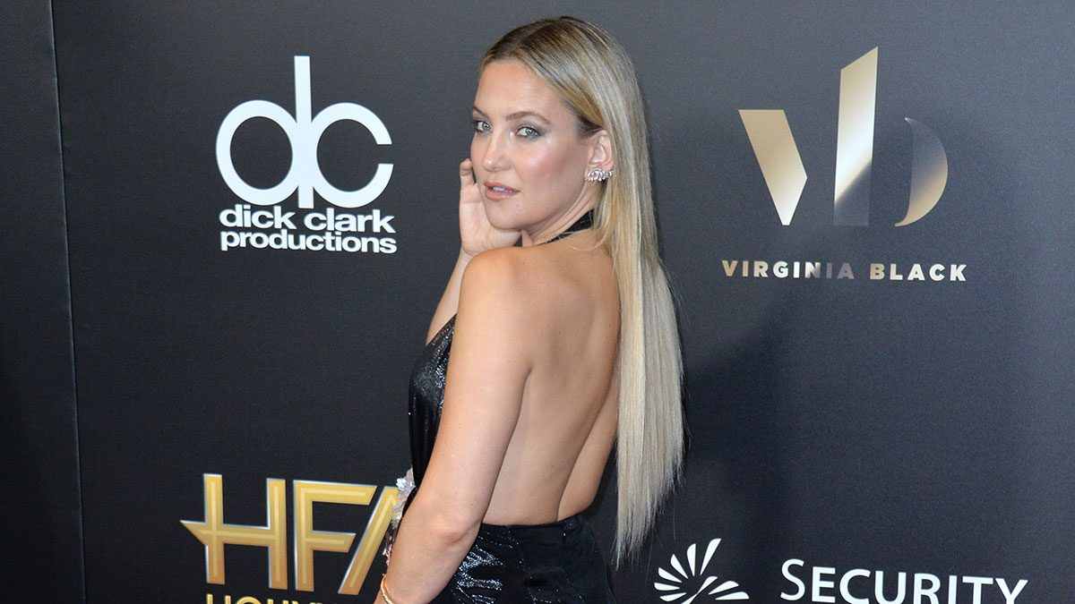 Kate Hudson Fitness Routine, Kate Hudson seen on the red carpet