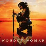 Wonder Woman as fitspo, cover of the Wonder Woman soundrack