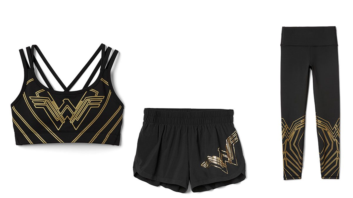 Wonder Woman Fitspo, Gap X Wonder Woman Collection