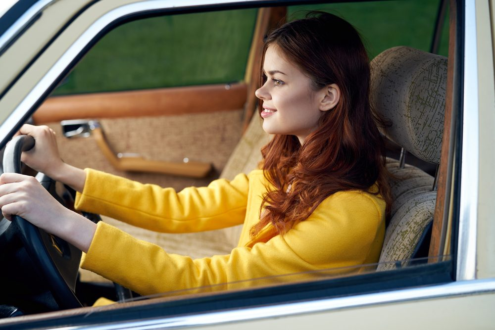 Mettez-vous à l'aise avant de partir en voiture
