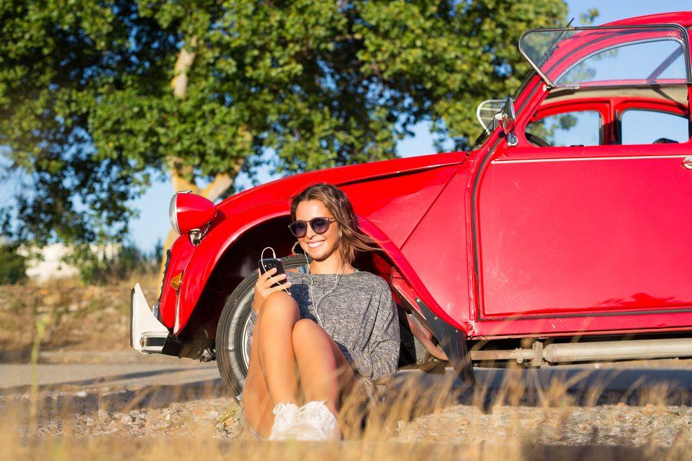 En voiture, faites du multitâche grâce à vos écouteurs et éviter le stress