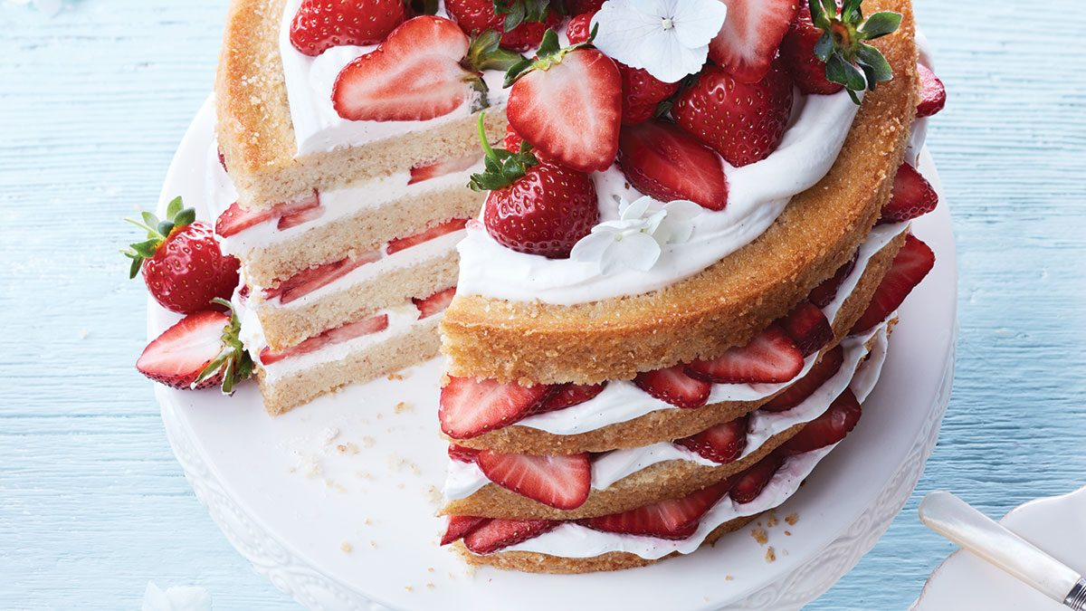 healthy-strawberry-shortcake