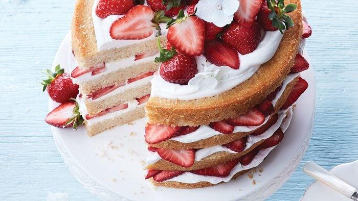 strawberry recipes   strawberry shortcake