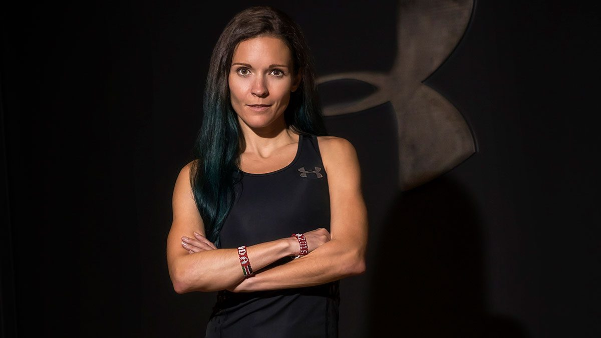 Canadian Marathoner Lanni Marchant On How To Set Goals Like An Athlete