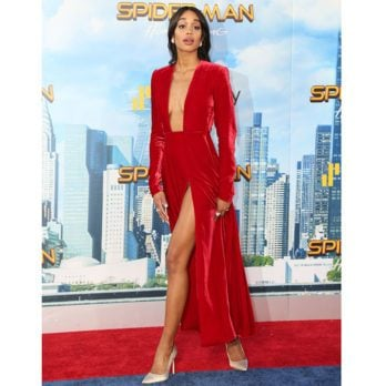 Spider-Man: Homecoming Star Laura Harrier Takes Care Of Herself With A 360-Degree Program