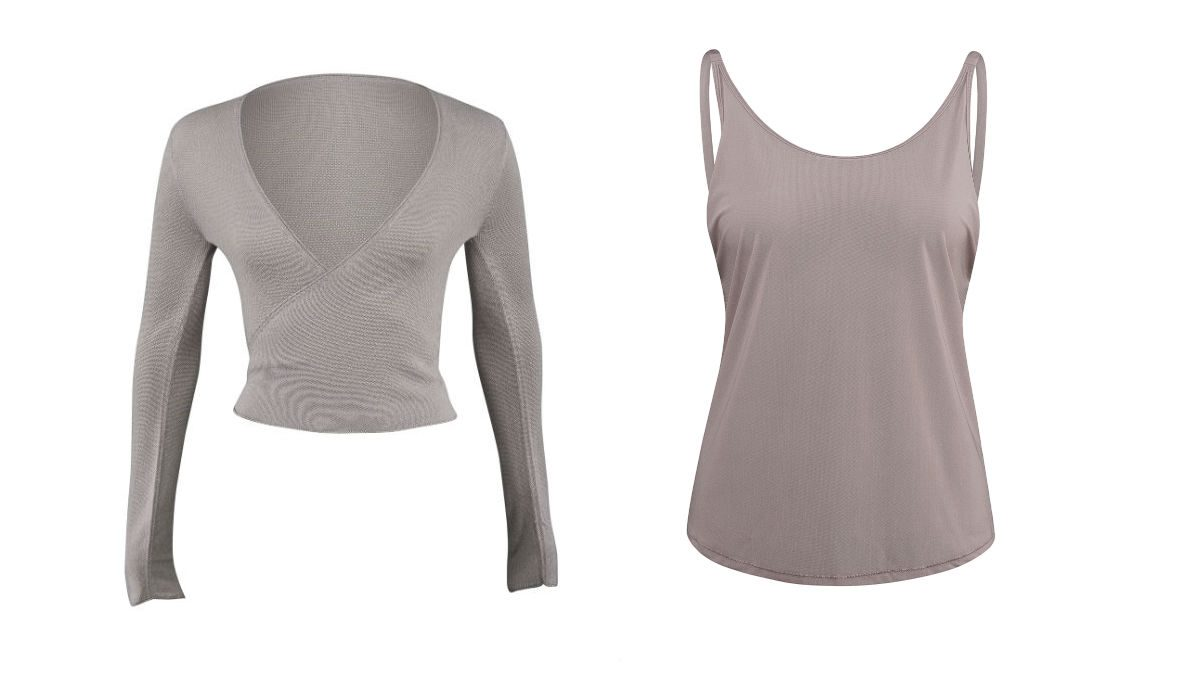 lululemon the class taryn toomey wrap cardi and tank, my favourite picks