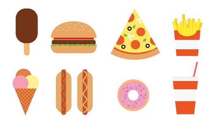 probiotics need to know, bad diet of fast food