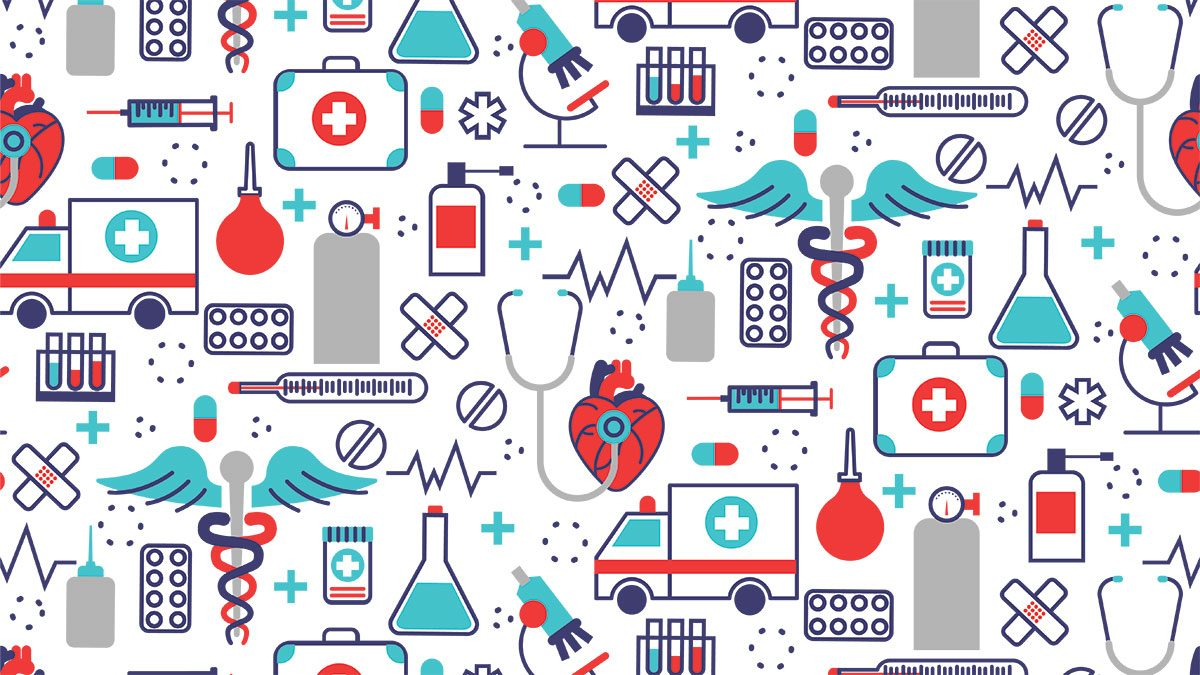 probiotics need to know, illustraution of pills and ambulance