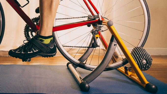 spinning versus cycling