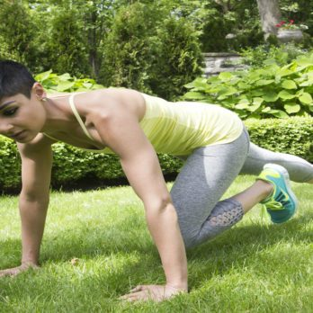 Summer Backyard Workout: A Complete Routine You Can Do Anywhere