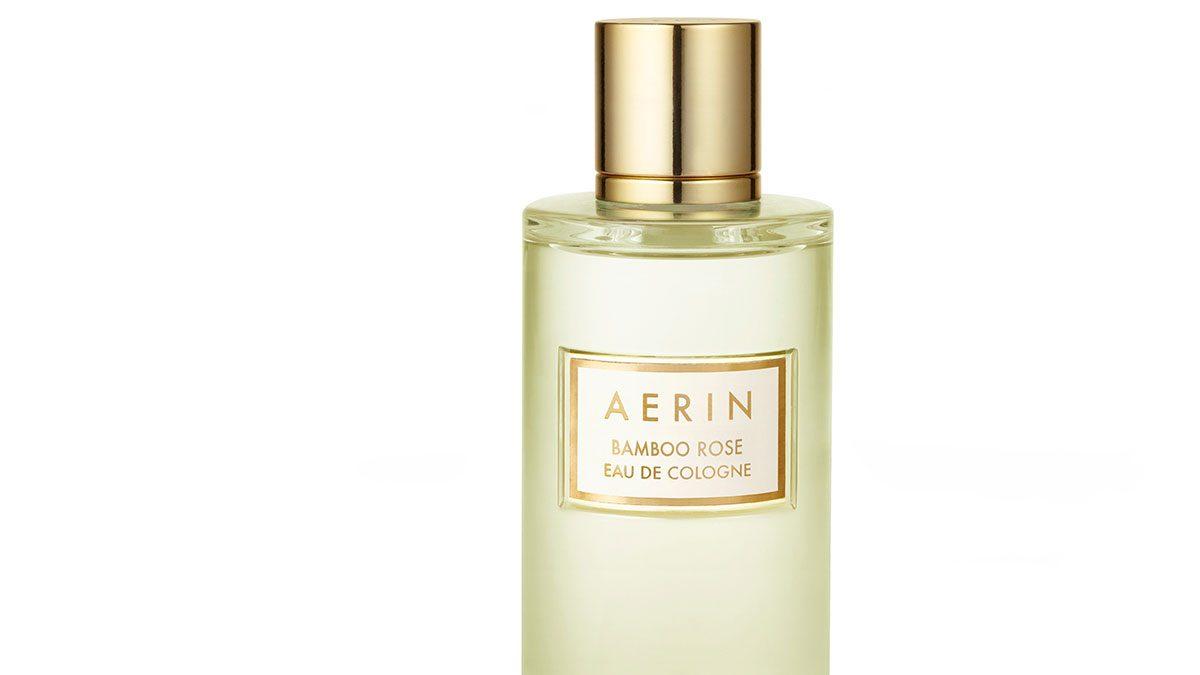 summer perfume 2017, Aerin Bamboo Rose