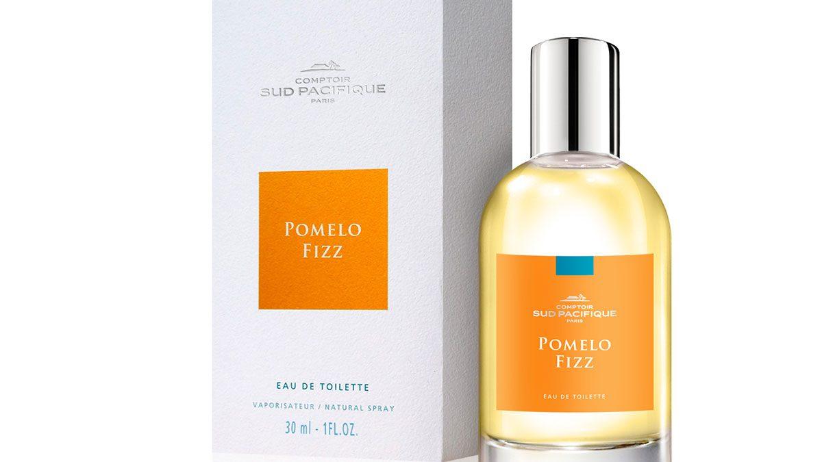 summer perfume 2017, sud paciifc pomelo fizz