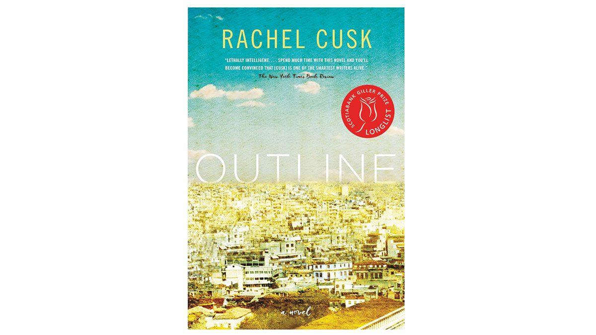 summer read picks camilla gibb, Outline cover