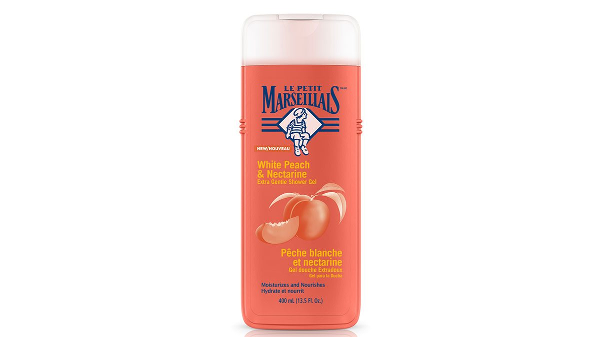summer shopping, le petit marseiller shower gel