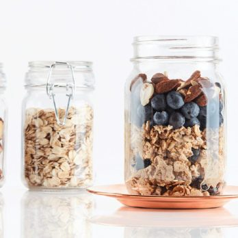 Happiness in a Jar: 5 Easy Overnight Oats Recipes