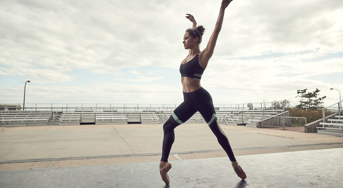 Misty Copeland Goals