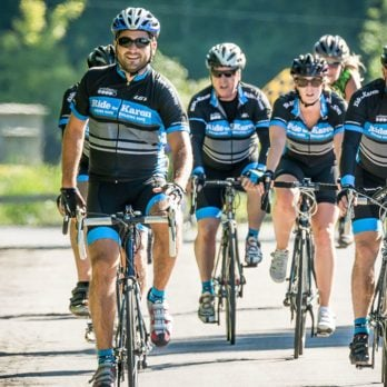 5 Reasons You Should Bike (And Donate To) The Ride For Karen