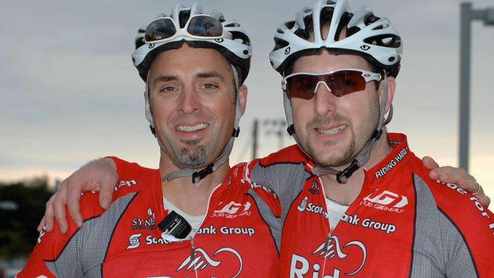 Ride for Karen, Kirk and Kris Tobias