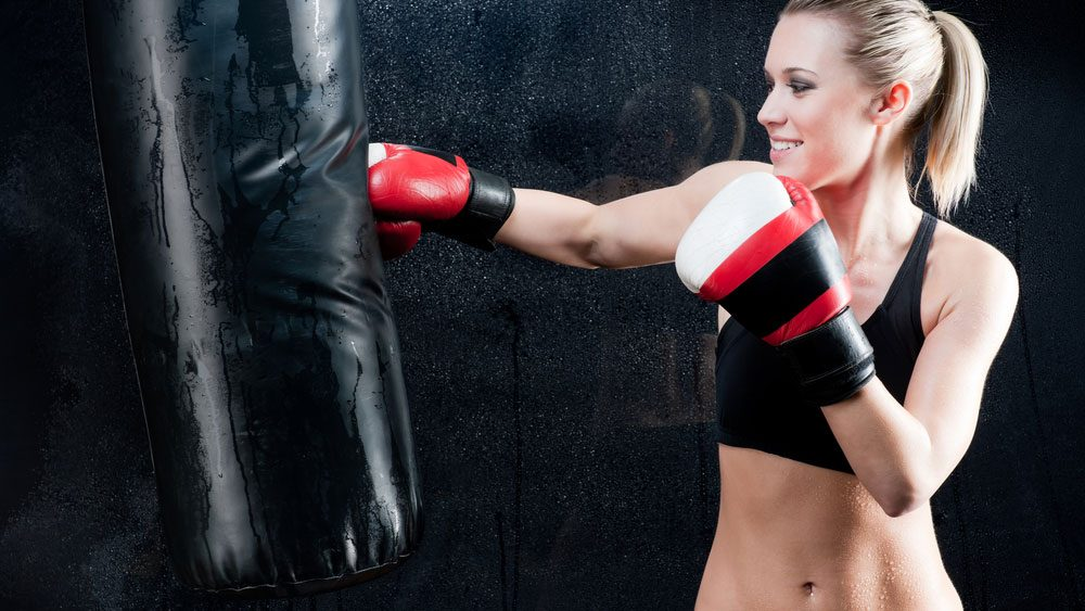 best kickboxing moves for women Speed Rounds