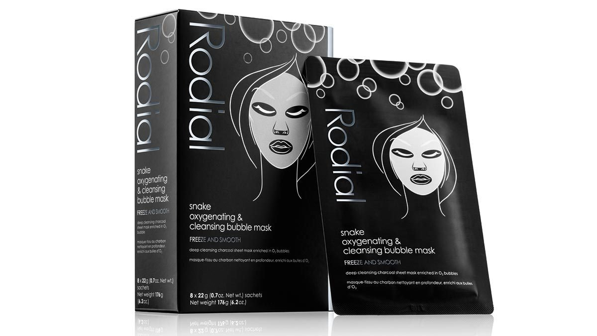 Rodial Snake Oxygenating & Bubble Cleansing Mask