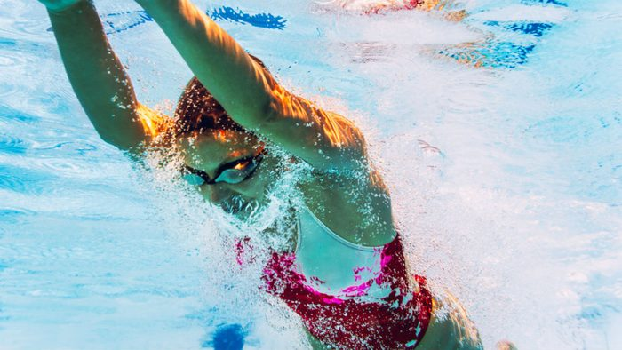 healthy apps My Swim Pro