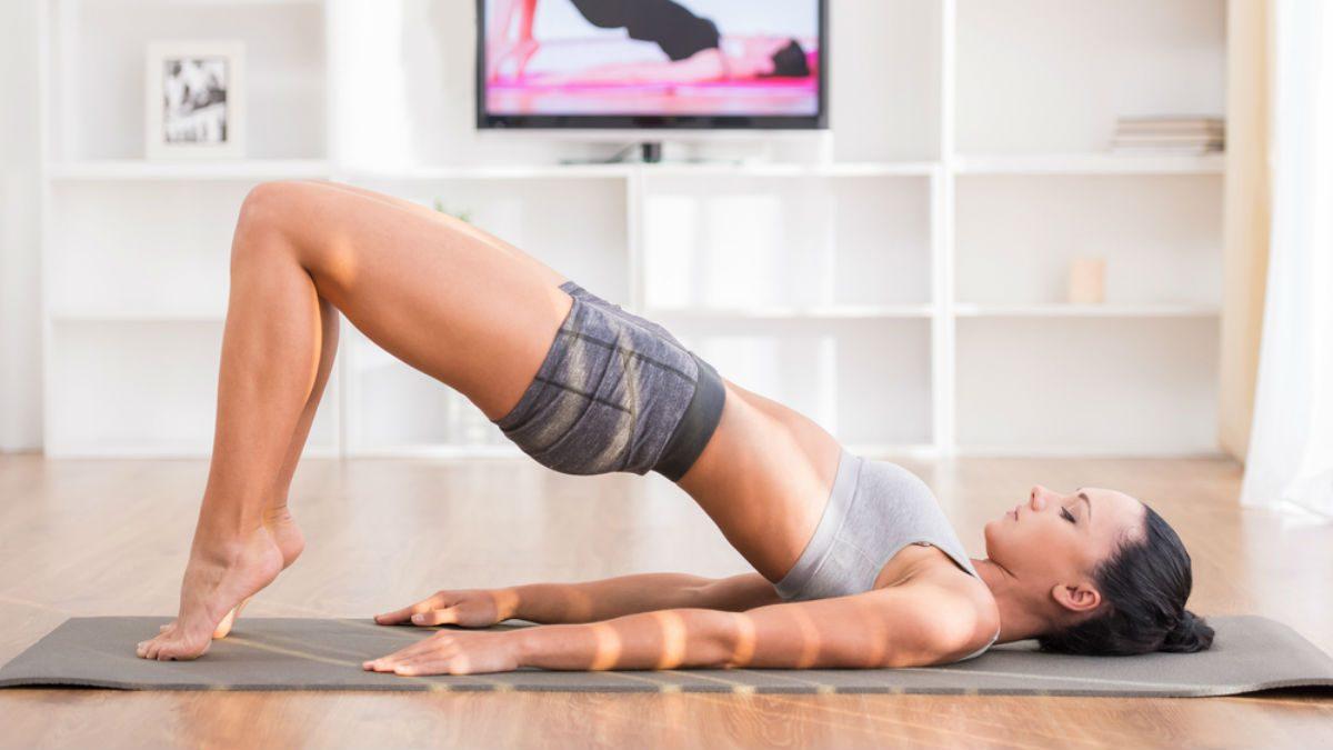 healthy apps yogaglo