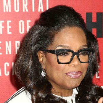 How Oprah Changed Her Attitude About Weight Loss