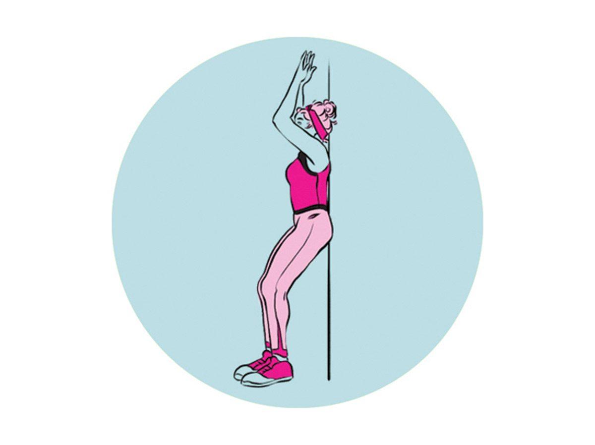 S'étirer est important pour garder des muscles en santé.