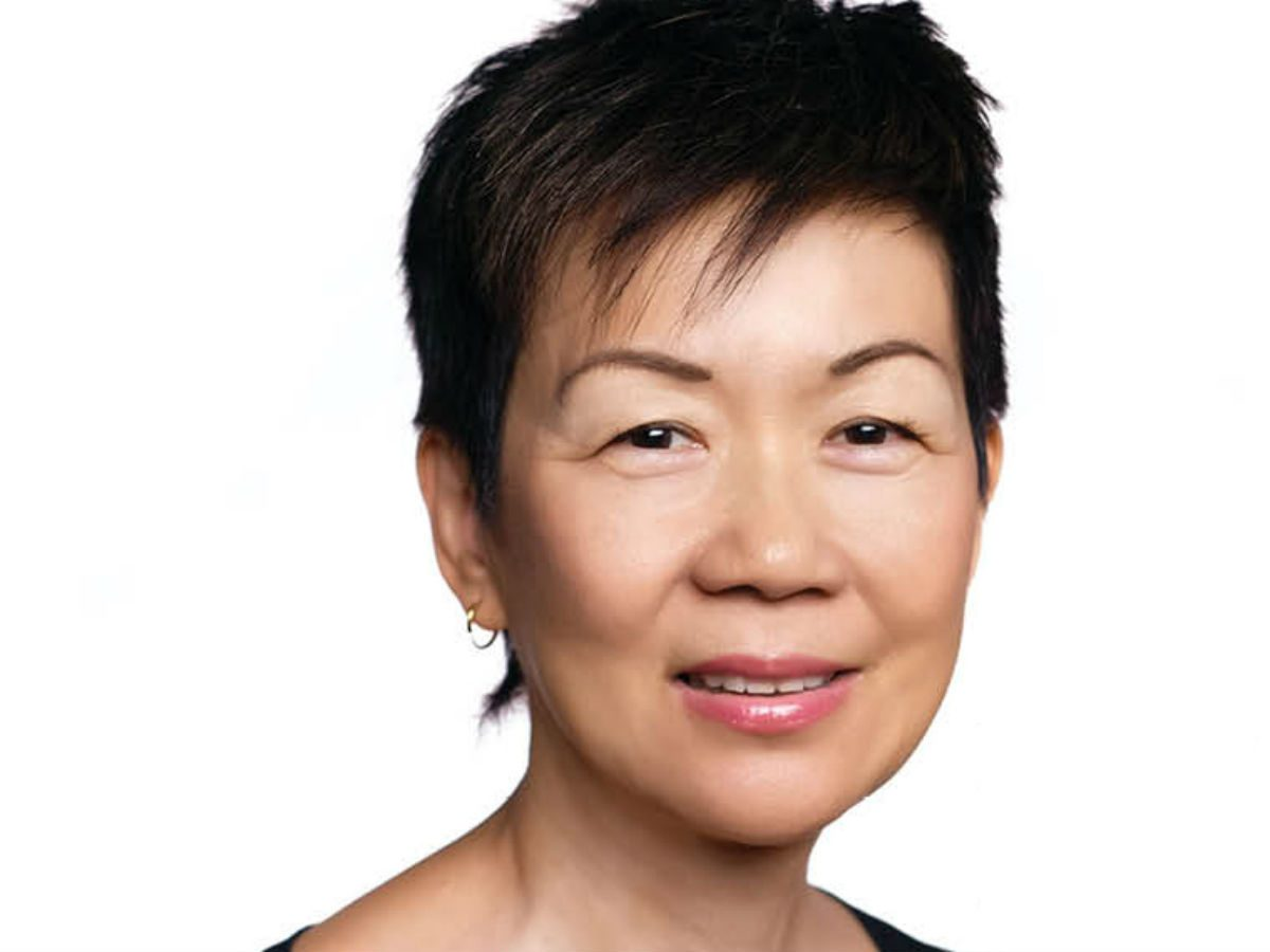 Jean Eng, founder of Pure + Simple beauty and spa company