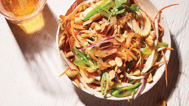 Kimchi Coleslaw