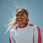 How To Love Life (And Yourself), According To Olympic Sprinter Natasha Hastings