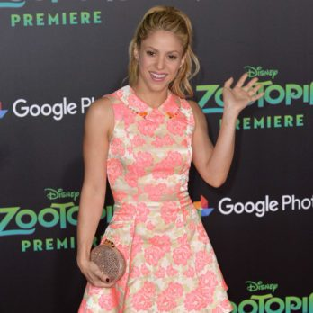 Shakira Stays Fit With This Fitness Gadget (And A Few Diet Tricks Too)