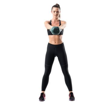 The Most Effective Kettlebell Moves For Abs
