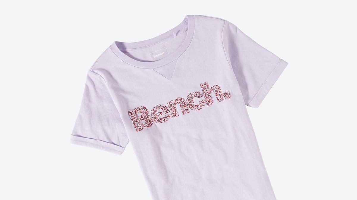 Best Birthday Gifts, Bench sprinkle logo shirt