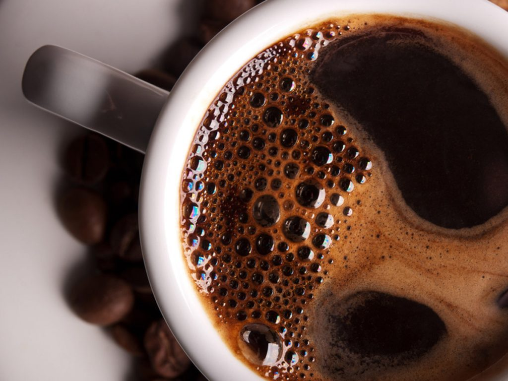 coffee avoid UTIs, cup of coffee