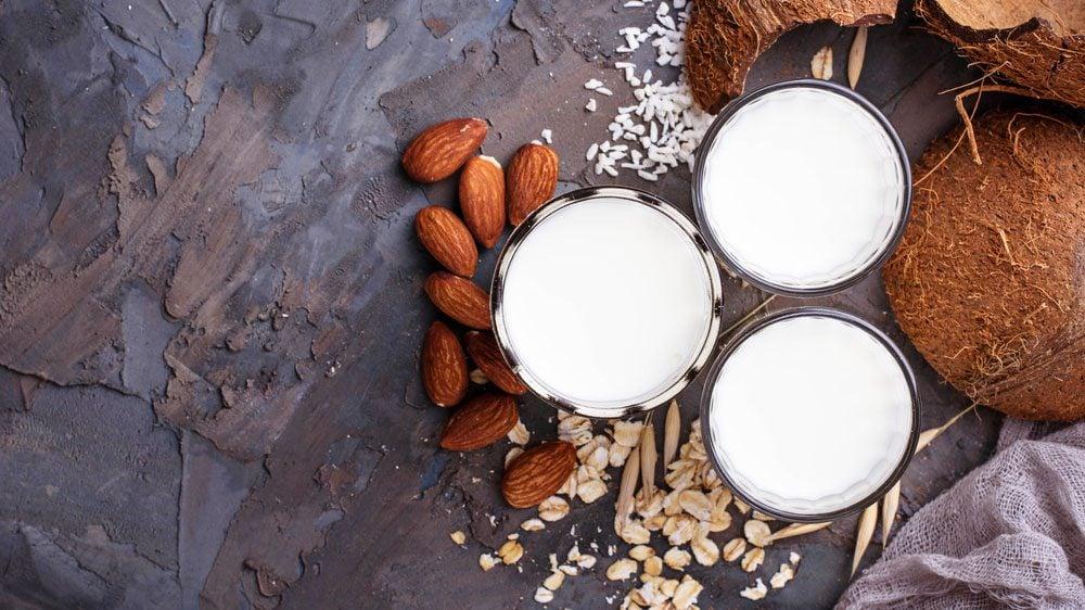 danger of dairy free milk
