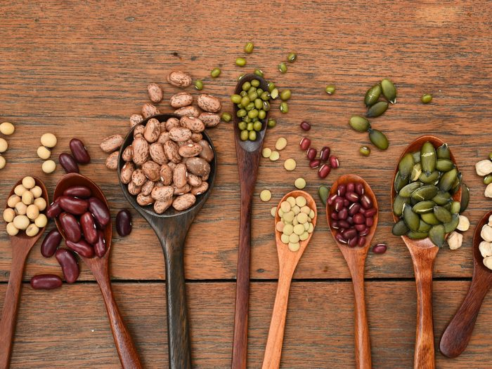 foods that fight colds legumes beans
