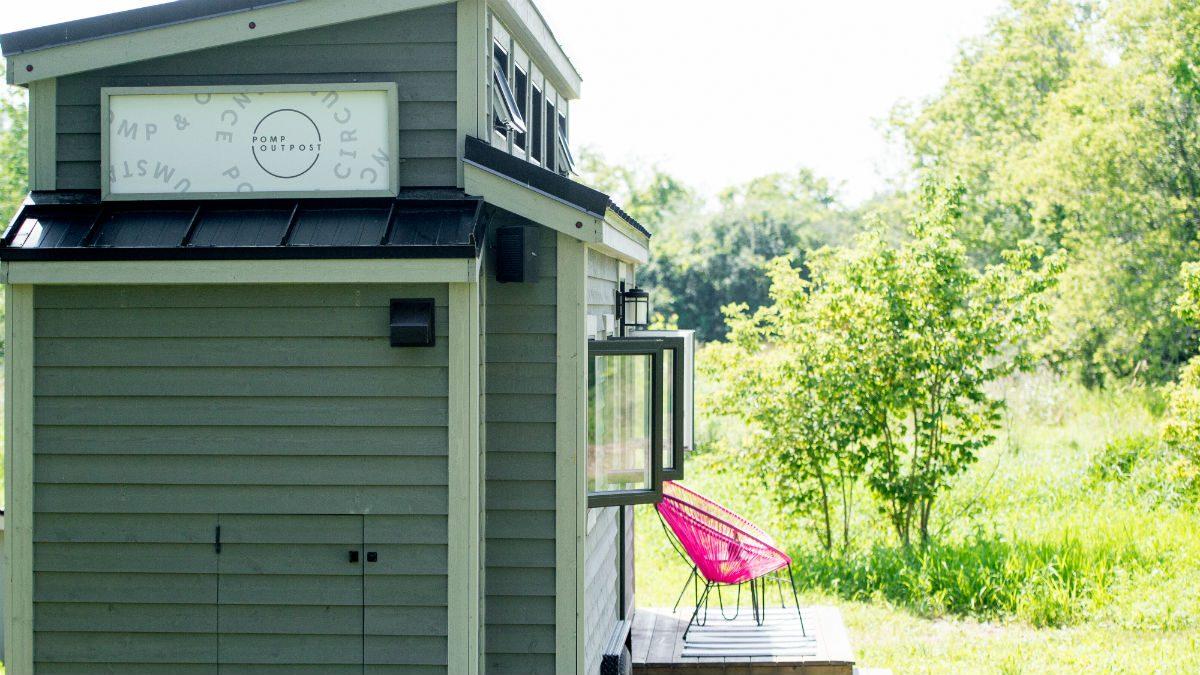 health benefits of a tiny home