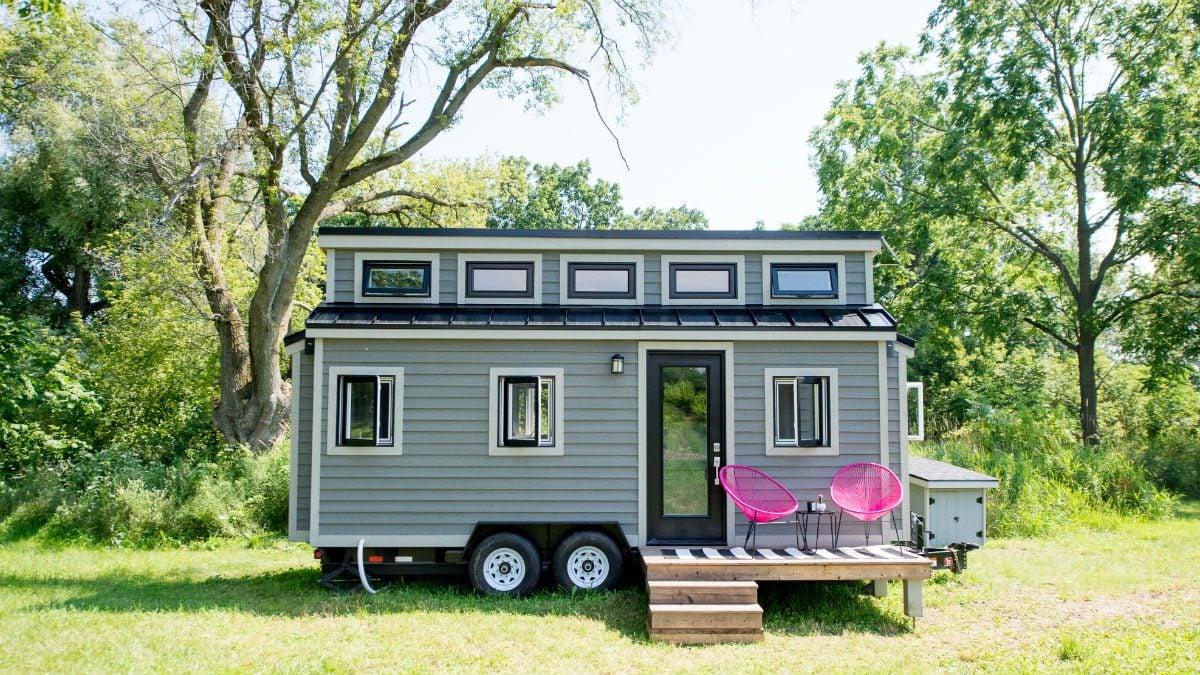 vivre dans une mini maison c 39 est bon pour la sant. Black Bedroom Furniture Sets. Home Design Ideas